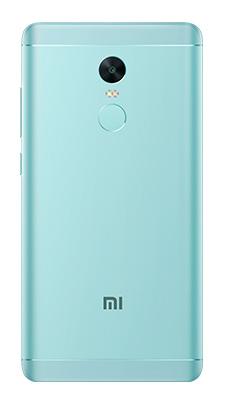 Redmi Note 4X okostelefon - 3+32GB, zöld