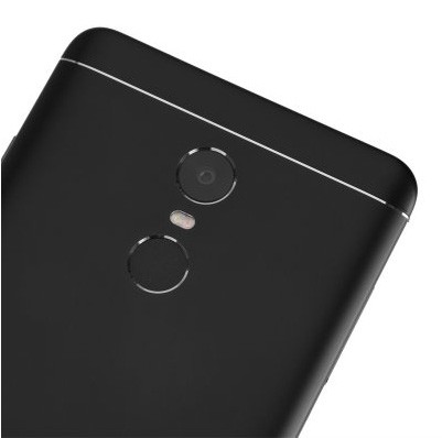 Redmi Note 4X okostelefon - 4+64GB, fekete
