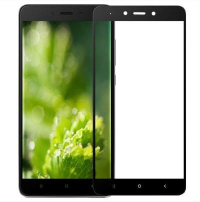 Redmi Note 4 / Note 4x - kijelzővédő üveg - fekete