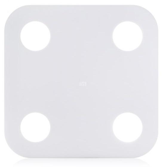 Xiaomi Mi Body Composition Scale okosmérleghez való átlátszó szilikon tok
