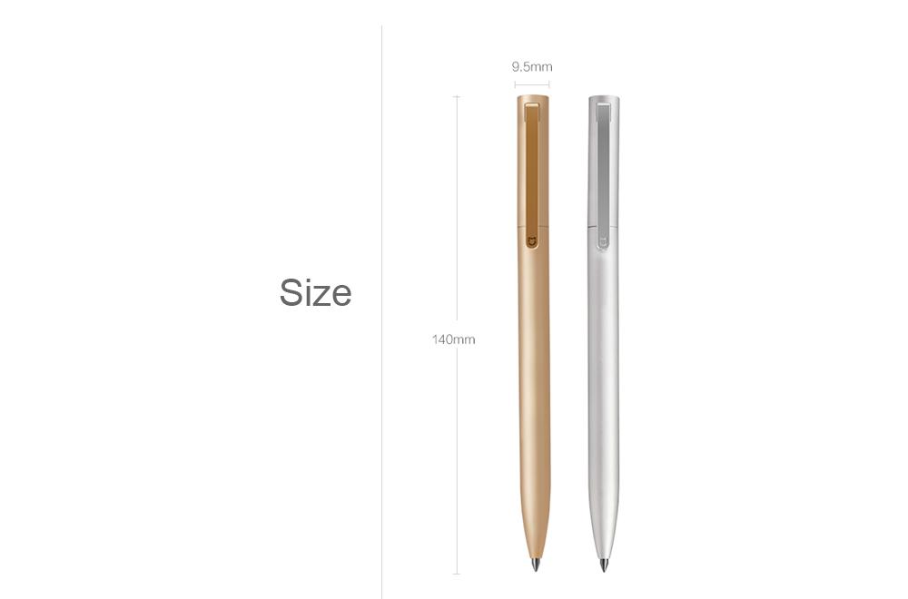 Xiaomi MiJia Pen fém toll - ezüst