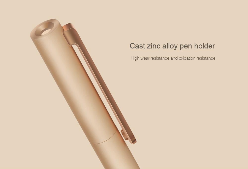 Xiaomi MiJia Pen fém toll - arany