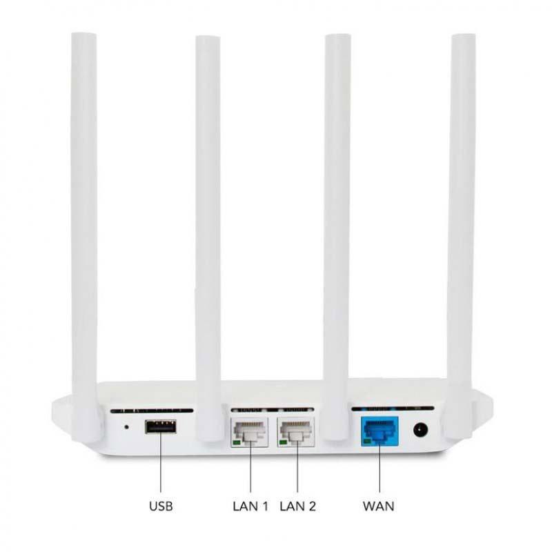 Mi Router 3 - fehér
