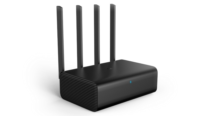 Mi Router HD - 1TB, fekete