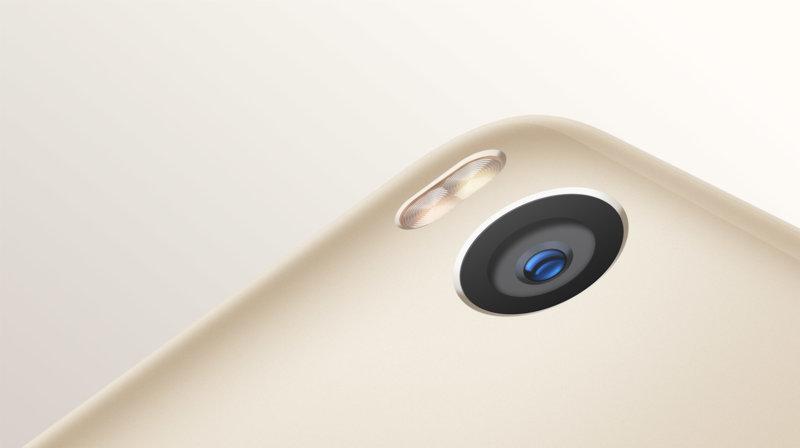 Mi Max 2 okostelefon - 4+128GB, arany