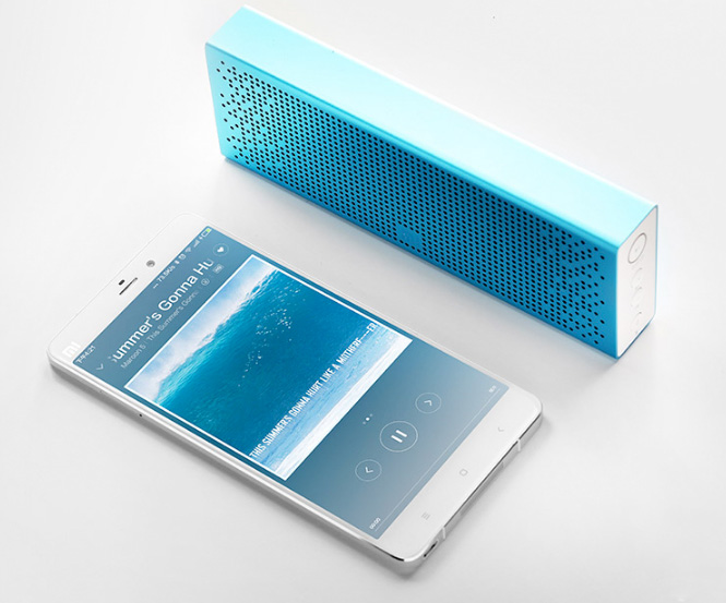 Boxe Bluetooth Xiaomi Mi Square Speaker - Albastru