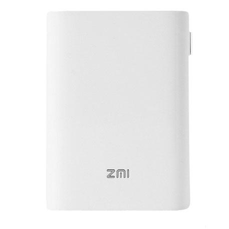 Xiaomi ZMI Router Wireless 4G - Power Bank 10000mAh, fehér