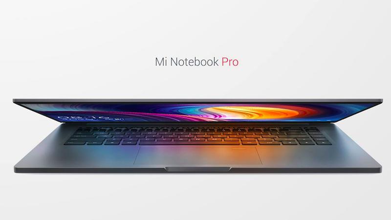 """Mi Notebook Pro - 15,6"""" /  i7 processzor / 8GB / 256GB - Gri"""