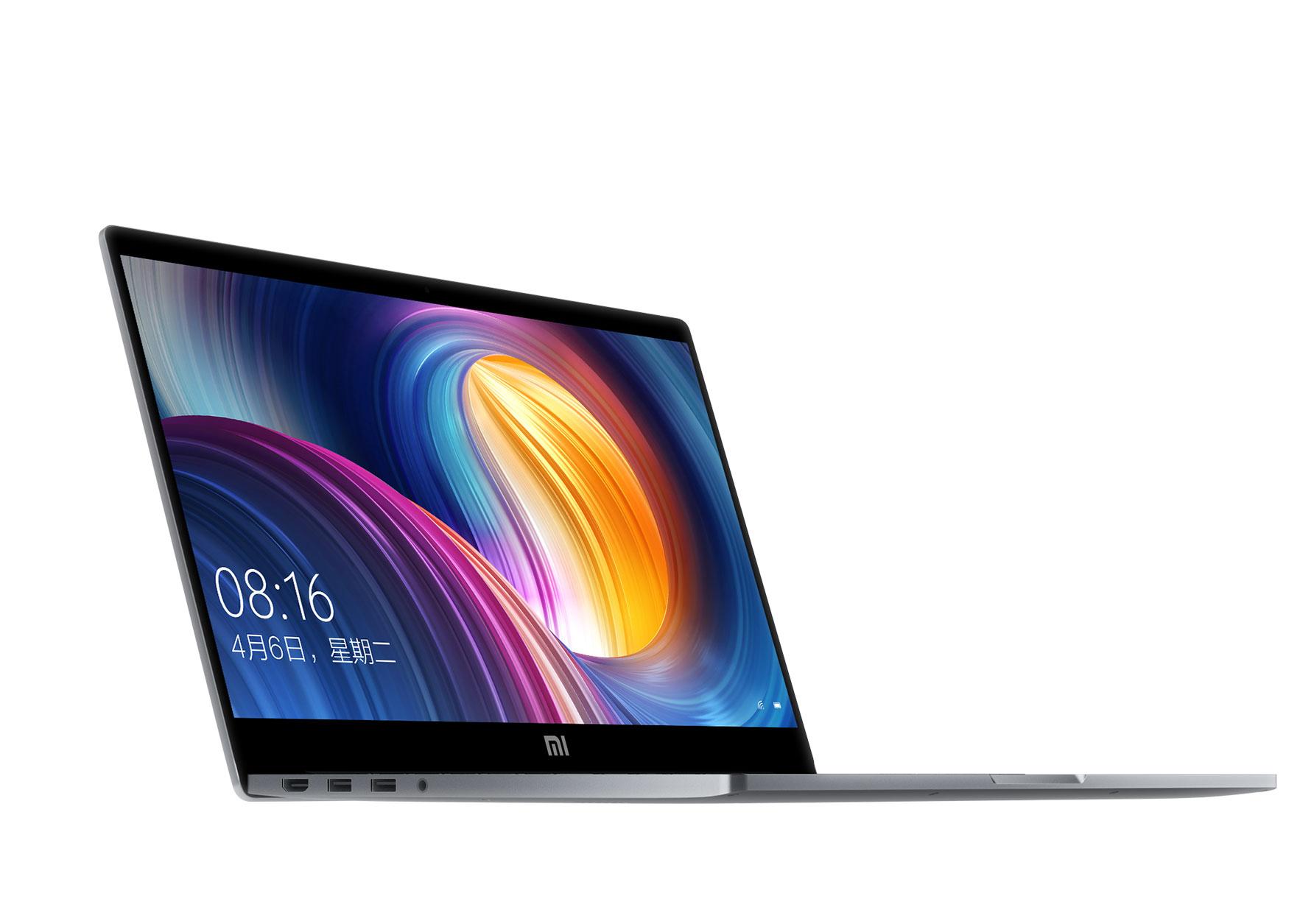 "Mi Notebook Pro - 15,6"", 8. gen i7 processzor / 8GB / 256GB  szürke"