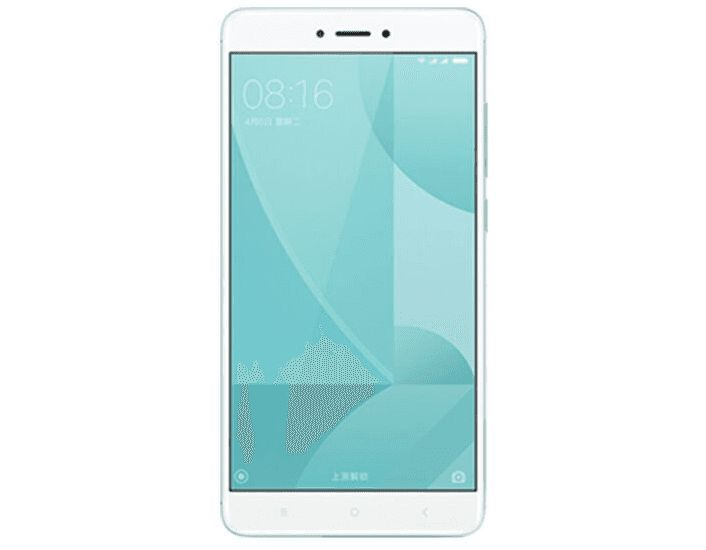 Redmi Note 4X okostelefon - 4+64GB, kék