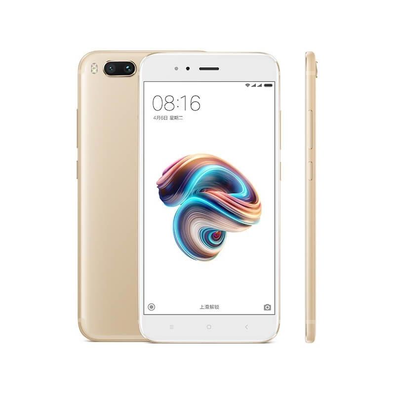 Mi 5X okostelefon - 4+32GB, arany