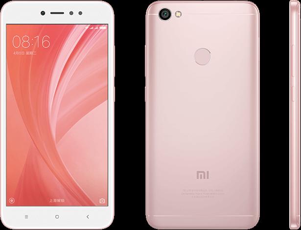 Redmi Note 5A Prime okostelefon - 3+32GB, Rózsa-arany - B20