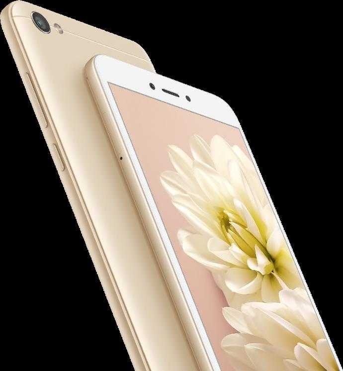 Redmi Note 5A Lite okostelefon - 2+16GB, arany