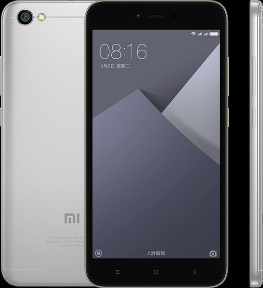 Redmi Note 5A Lite okostelefon - 2+16GB, szürke