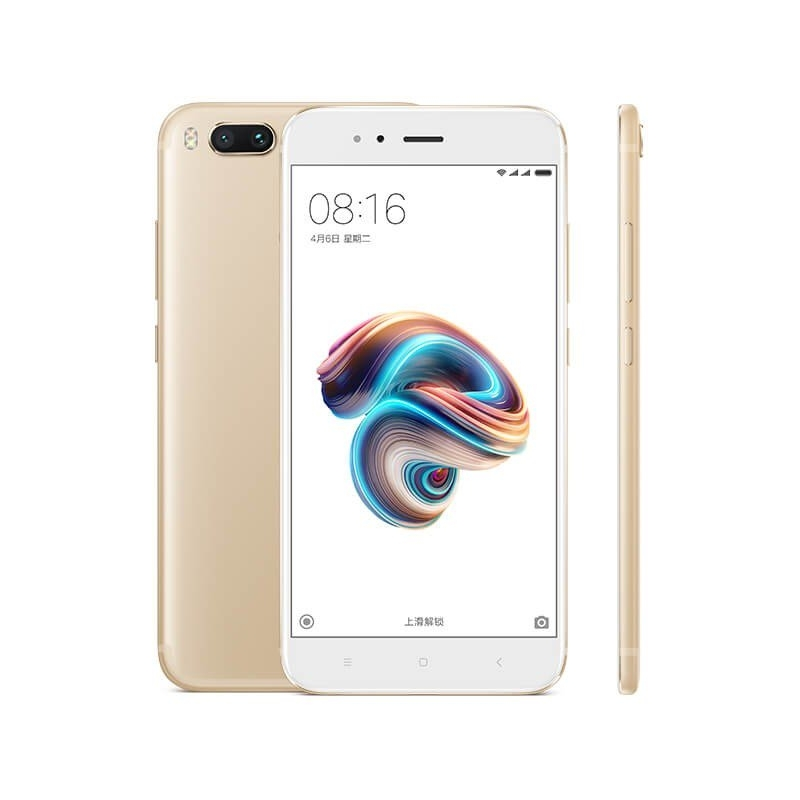 Mi 5X okostelefon - 4+64GB, arany
