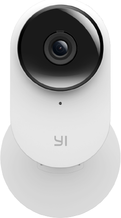 Yi Home Camera 2 1080p, éjjellátó okoskamera - fehér