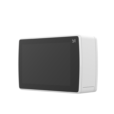 Yi Action 4K WiFi akciókamera - fehér