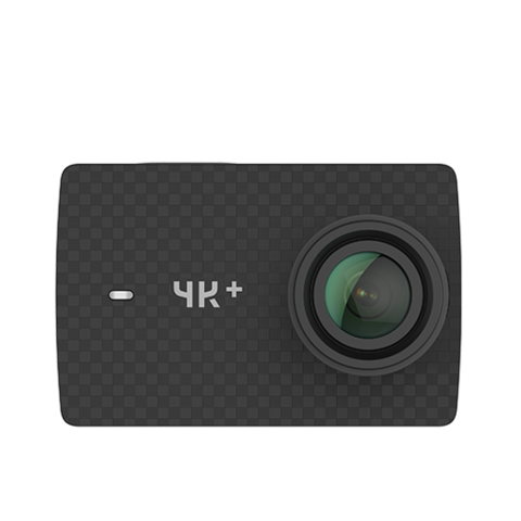 Yi Action 4K Plus WiFi akciókamera KIT - fekete