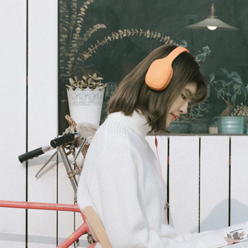 Mi Easy Edition fejhallgató - narancs