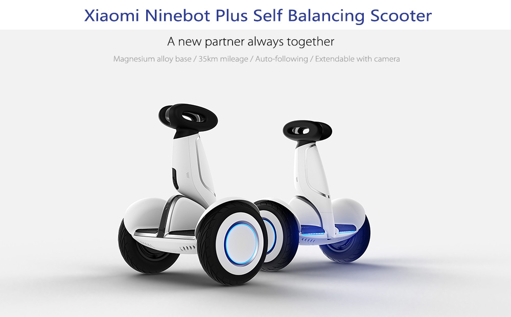 Ninebot scooter Plus