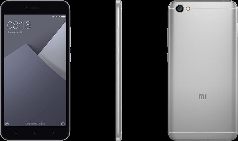 Redmi Y1 Lite okostelefon - 2+16GB, szürke