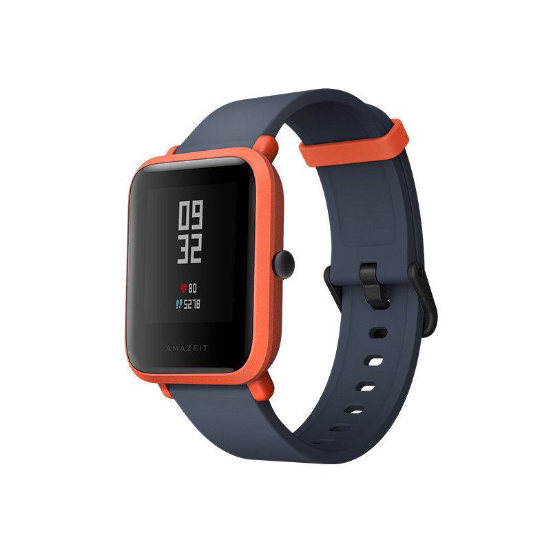 Xiaomi AMAZFIT Bip okosóra, narancs