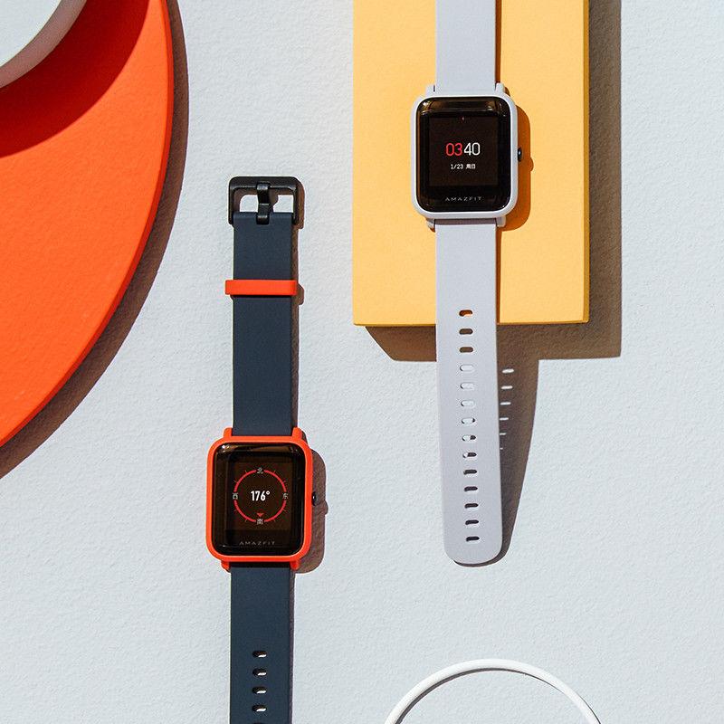 Ceas smartwatch AMAZFIT Bip Lite Youth - Portocalie