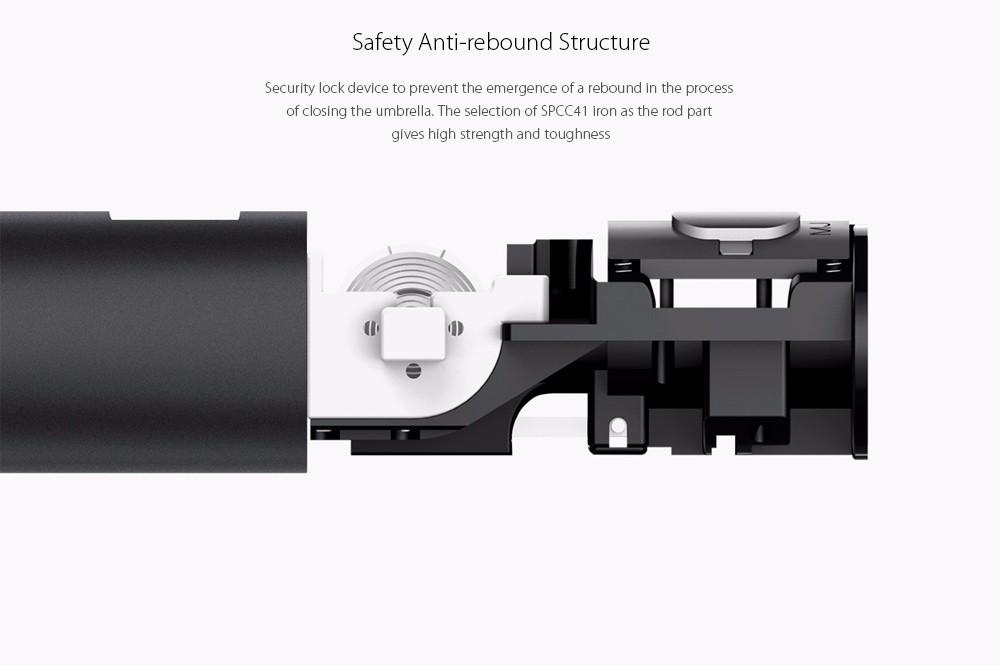 Xiaomi-Pinluo automata összecsukható esernyő