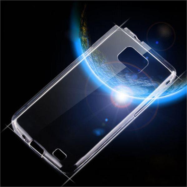 Redmi Note 5A prime Smarty ultravékony (0,3 mm) TPU tok, átlátszó