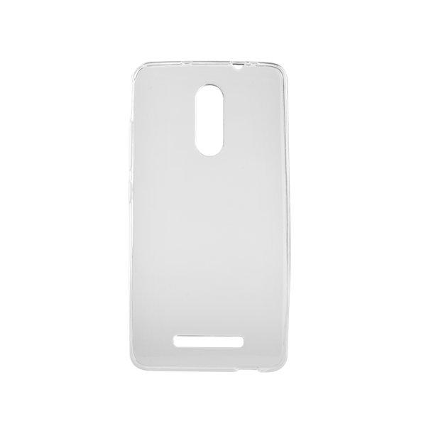 Redmi 5A Prime supervékony (0,3 mm) szilikon tok, átlátszó