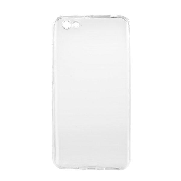 Redmi Note 5A ultravékony (0,5 mm) szilikon tok, átlátszó