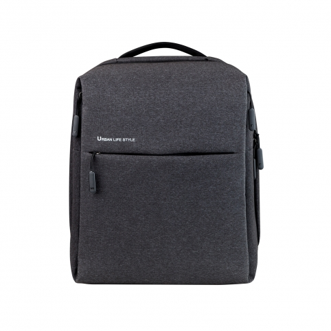 "Mi City Backpack 14"" - notebook hátizsák, sötétszürke"