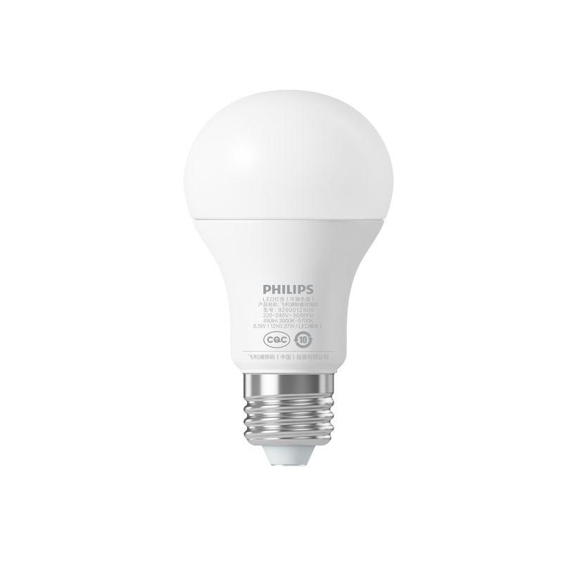 Xiaomi - Philips Smart ZhiRui LED Bulb E27 okosizzó - fehér