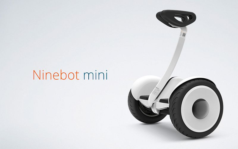 Ninebot S - fehér