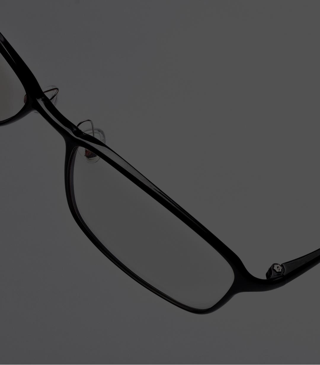 Xiaomi TS kékfény szűrős szemüveg számítógéphez - sárga lencsével, fekete kerettel