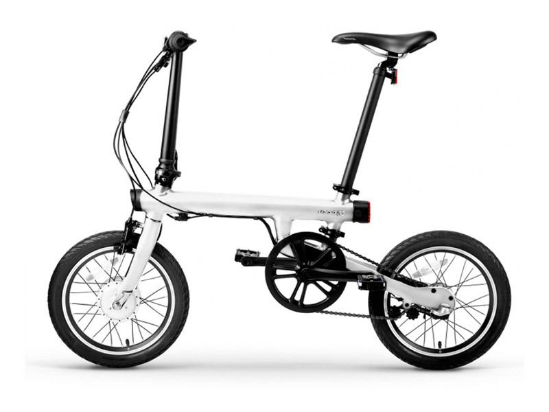 MiJia QiCycle elektromos összecsukható kerékpár - fehér