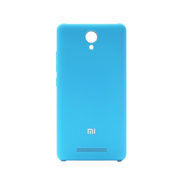 Redmi Note hátlap - kék