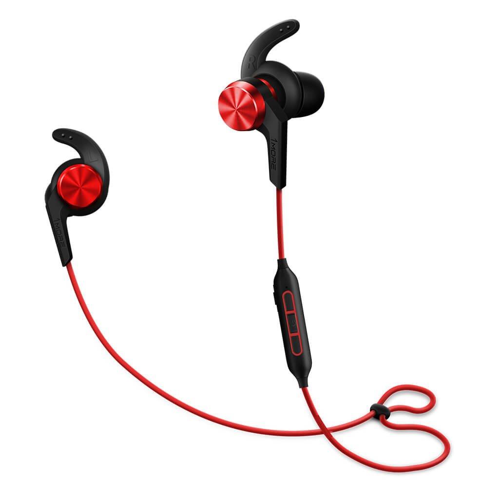 1More IBFree Bluetooth fülhallgató piros