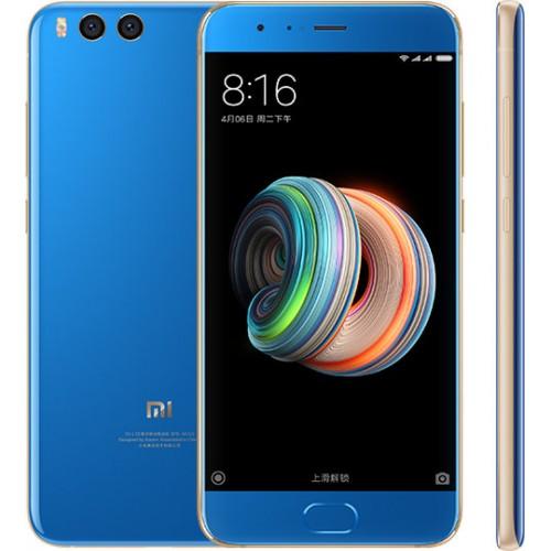 Mi Note 3 okostelefon - 6+64GB, kék