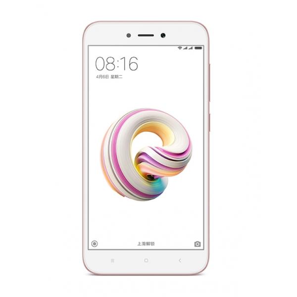 Redmi 5A okostelefon - 2+16GB, rózsaszín