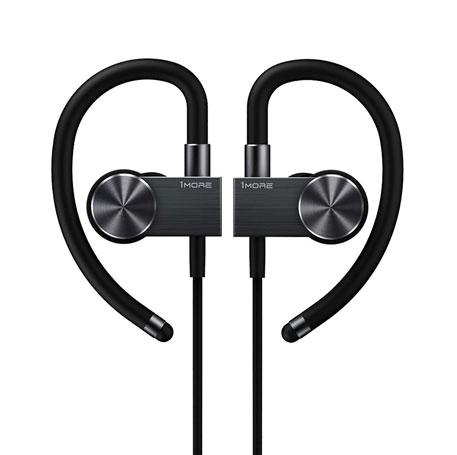 1More Sport Bluetooth fülhallgató, fekete