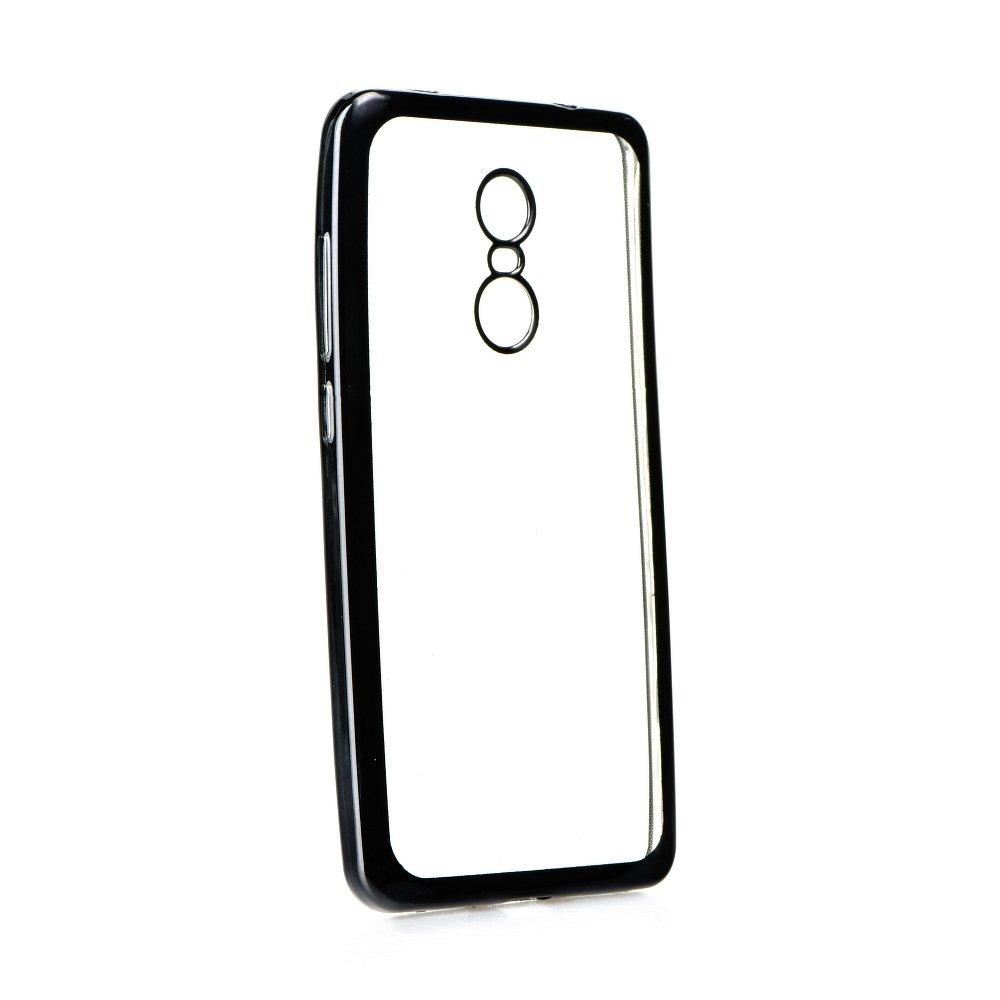Redmi Note 4/ Note 4x ELECTRO Jelly tok - fekete