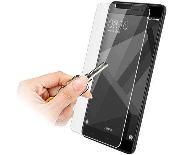 Redmi 4x ultravékony 0,3mm-es kijelzővédő üveg