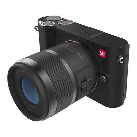 Yi M1 Mirrorless digitális kamera - kínai verzió, 1normál zoom objektív