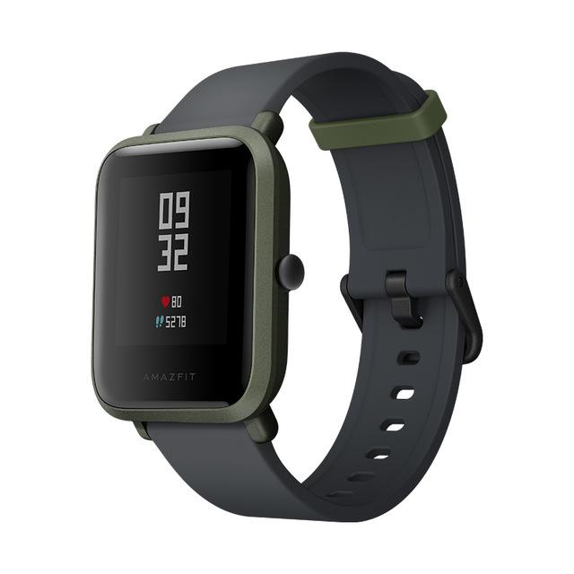 Xiaomi AMAZFIT Bip okosóra, zöld