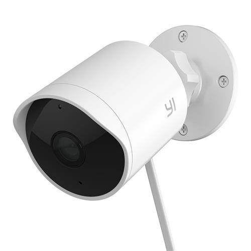 Xiaomi Yi outdoor éjjellátó kamera 1080p - fehér