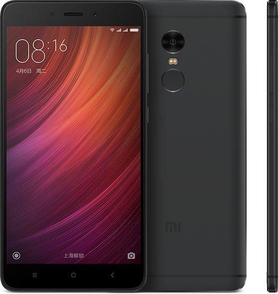 Redmi Note 4X Snapdragon okostelefon - 4+64GB, fekete