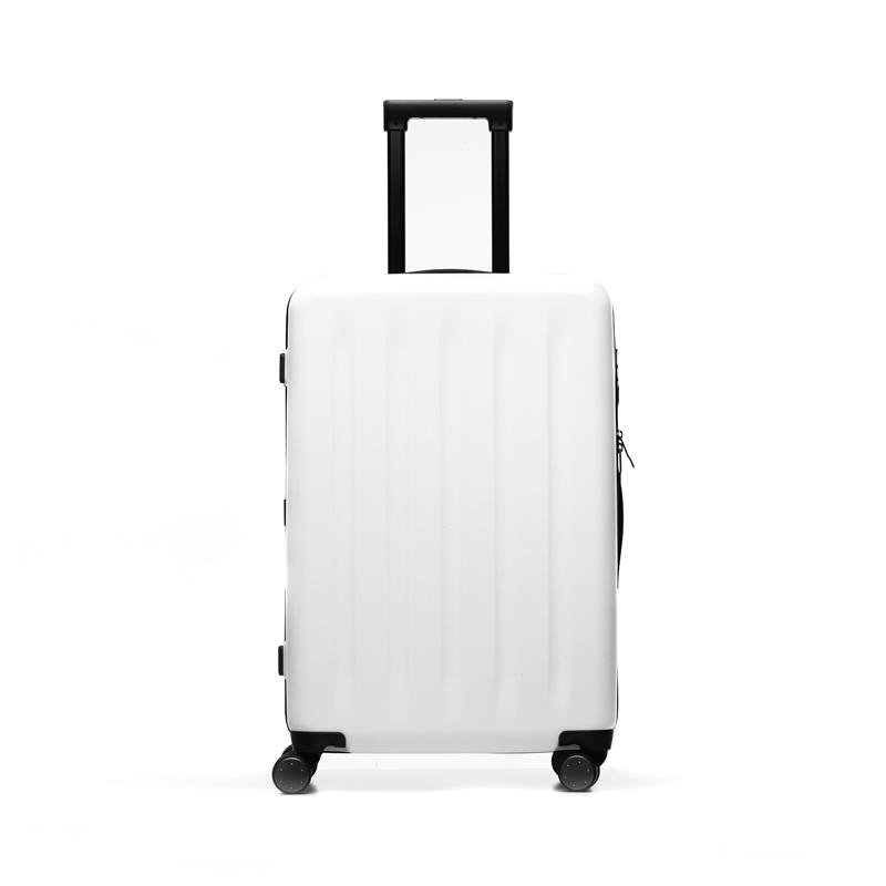Mi Trolley 90 Points Suitcase 24″  gurulós bőrönd - fehér