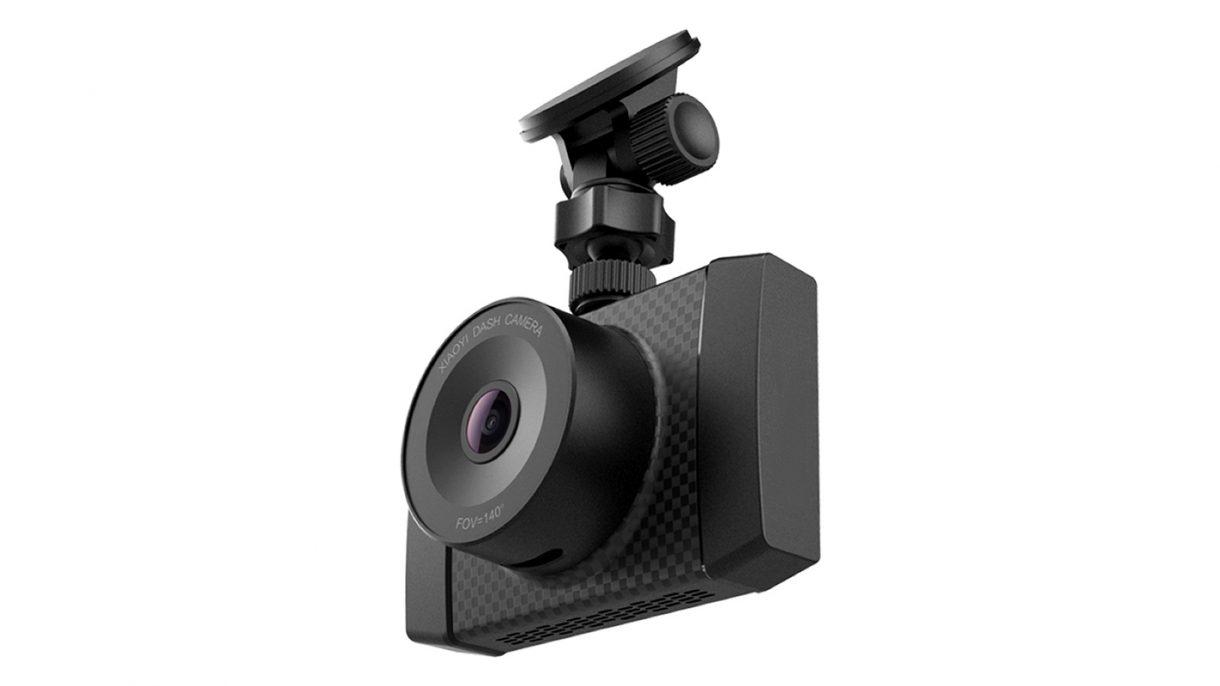 YI Ultra Dash autós eseményrögzítő kamera, fekete