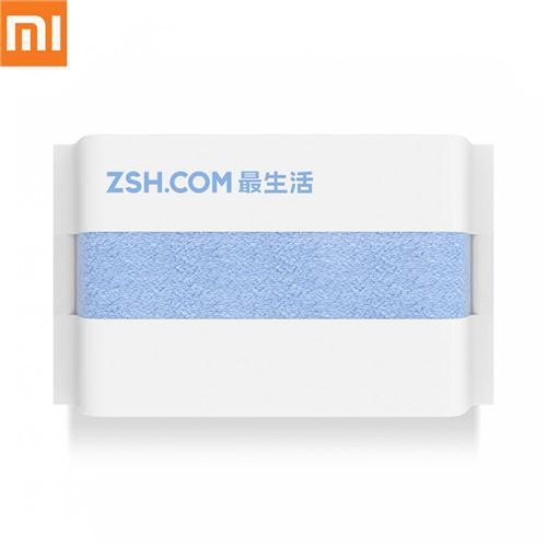 Xiaomi purified pamut törölköző, kék